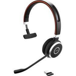 Jabra EVOLVE 65 UC Mono USB Headband MS, BT