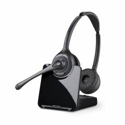Plantronics CS520 DECT Headset System, Over the Head (Dubbeloors)