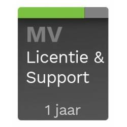 Meraki MV Enterprise License and Support, 1 jaar