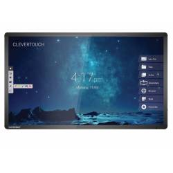 Clevertouch Pro Series High Precision 75 inch touchscreen - 15475PROHP