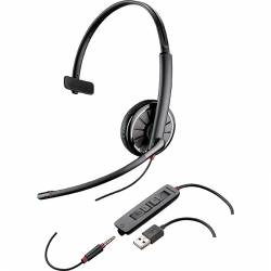 Plantronics Blackwire C315.1 UC USB headset (with USB & 3.5mm connector)