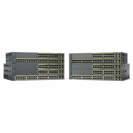 Cisco Switch Catalyst WS-C2960+48TC-S