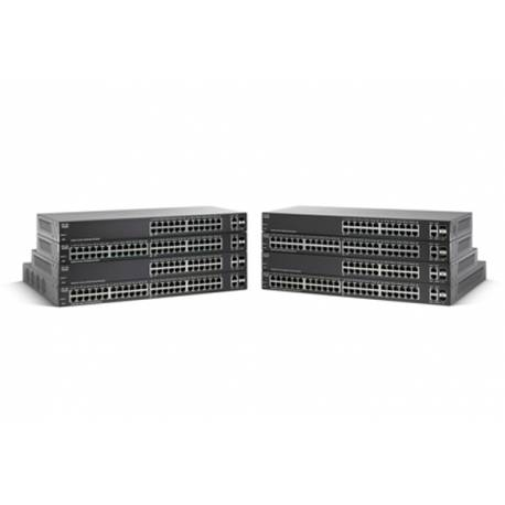 Cisco Switch SF220-48P-K9-EU